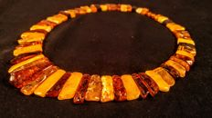 Baltic Amber Necklace, 72 grams