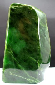 Finest hand-crafted Nephrite Jade - 136 x 83 x 36mm - 867gm