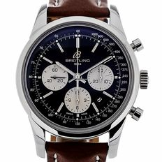 Breitling Transocean  AB015112 / BA59 Manufacture Limited Edition New With Tags 2017