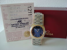 Omega Seamaster Polaris - Herrenuhr - Swiss made - 1988