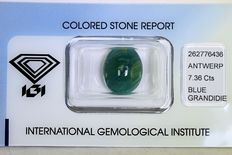 Grandidierite - 7.36 ct - Without Reserve Price