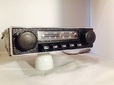 Blaupunkt Hamburg classic car radio from the 1960s for Porsche / BMW / Volkswagen / Mercedes