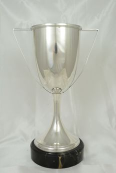 Silver Trophy, France, 19th century