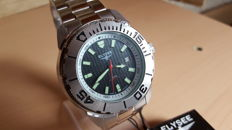 Elysee Competition - men's diver's watch - made in Germany