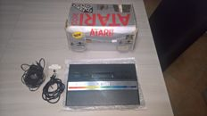 Atari 2600 with box - 11 Games and three controller