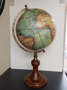 Very large decorative globe