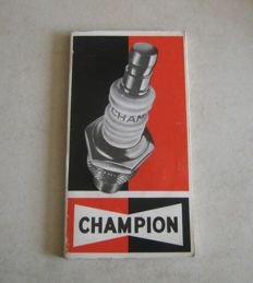 'Champion' the spark plug specialists catalog