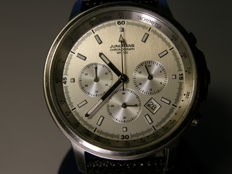junghans men's chronograph with date model: 41/3210-808