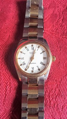 Zenith Captain – Automatic women's watch – '80s