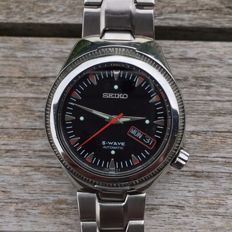 Seiko S–Wave Automatic – Rare model from 1990s