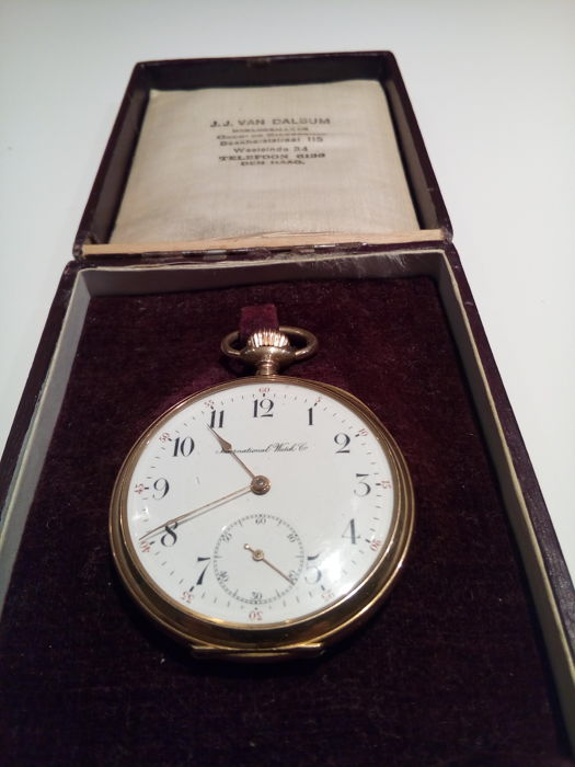IWC - pocket watch  - Herren - 1901-1949