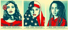 "Shepard Fairey (OBEY) - ""We the People"""