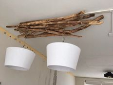 Henk Straatman – Wooden Pendant Light