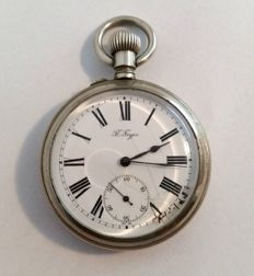 Pavel Bure pocket watch - Saint Petersburg / Moscow, approx. 1900 to 1910