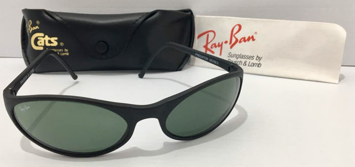 fa79e168b0 Ray-Ban - Polarized B L Lens - Predator Series Cats - Sunglasses - Unisex