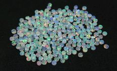 Lot of Ethiopian Natural Opals - 51ct (246)