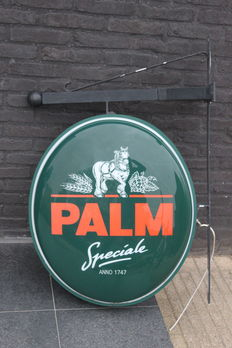 Illuminated advertising for Palm - Palm Spéciale - 1999