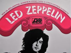 Led Zeppelin Poster 1969