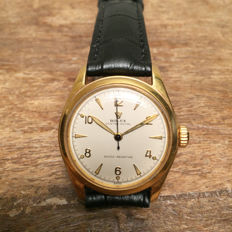 Rare! Rolex Oyster Royal 6144 Unisex Wristwatch 1950s