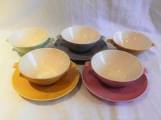 Vintage bowls and dishes Villeroy and Boch