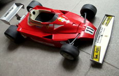 Ferrari 312 T2 F1 Niki Lauda model car - 1:6 scale, year 1977