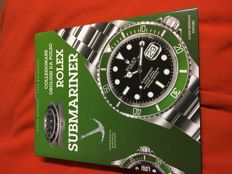 RARE ROLEX SUBMARINER BOOK.