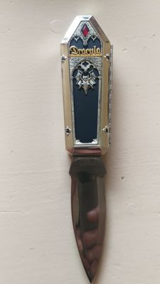 Franklin Mint Collector Knive Dracula
