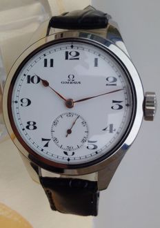 Omega Swiss made - Marriage watch for men - from 1912