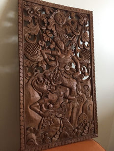 Large woodcarving – Bali – Indonesia