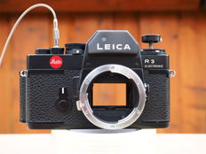 Leica R3 electronic made in Portugal 1976-79