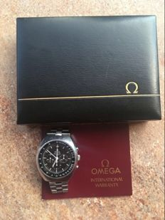 Omega — Speedmaster Mark II — 145.014 — Men — 1960-1969