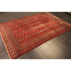 Hand-knotted Persian carpet - Pakistan Bukhara - 240 x 160 cm - made in Pakistan - carpet - rug - runner