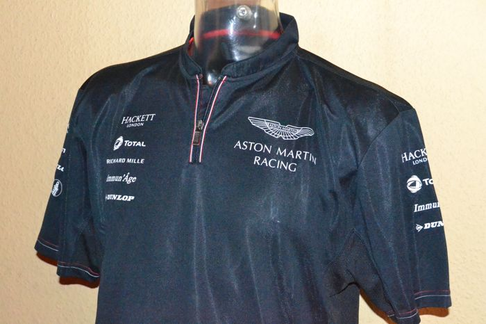 Aston Martin Racing Teammembers Raceday Shirt (Le Mans)