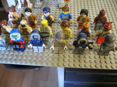 Star Wars - 33 Lego mini figures