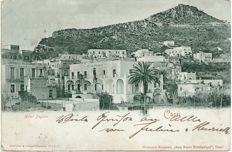 Capri 83+ old postcards, small format ,