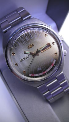 ORIENT Royal - (Imperial) - Made in Japan - men,s - 1980/90s - 21 Jewels - Automatic - Big line