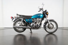 Honda - Hondamatic - CB750A Four - 1976