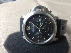 Panerai Luminor Chrono Daylight Ref. PAM356 - Men's watch - 2014