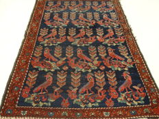 "Hamadan – 112 x 85 cm – ""Persian carpet with special design in beautiful condition"" – Note: no reserve price, bidding starts at €1."