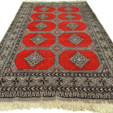 Bouchara – 197 x 125 cm - Persian carpet in beautiful condition. Please note! No reserve price, bidding starts at €1.