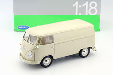 Welly - Scale 1/18 - Volkswagen T1 Microbus 1963