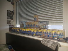 Complete Fallout Bobblehead Set Including Lootcrate Exc.