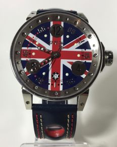 BRM automatic - Union Jack limited series 2010.