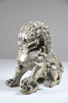 Large Imperial Guardian Lion Statue