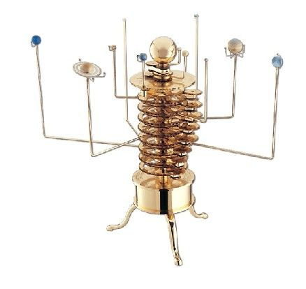 Orrery - the unique solar system model, electrically powered, and very rarely on offer in its complete form