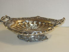 Raised centrepiece in Silver, Germany