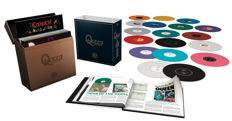 Queen Studio Collection 15 x Coloured Vinyl Albums Box Set + Download Codes - Mint / Sealed