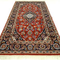 Keshan – 172 x 92 cm – Traditional oriental carpet – Clean, in beautiful condition – Please note! No reserve price: starts at €1.