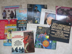 Pop / Beat Sixties - Various Artists - lot of 12 LP's - Icons of the sixties