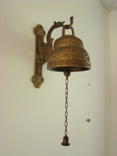 French monastery bell